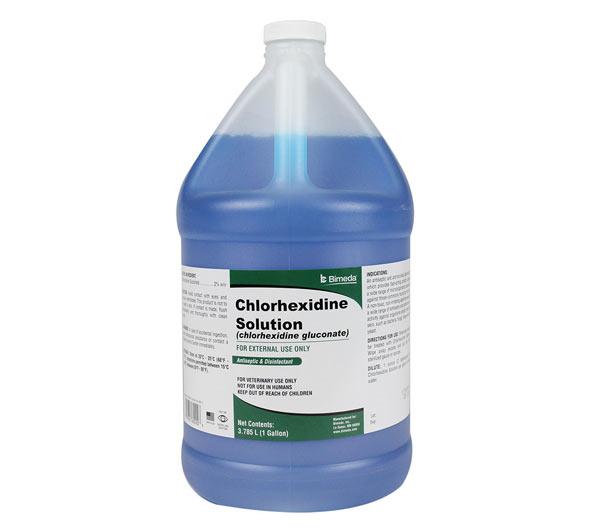 Раствор хлоргекседина (chlorhexidine gluconate)