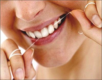 Как выбрать зубную нить